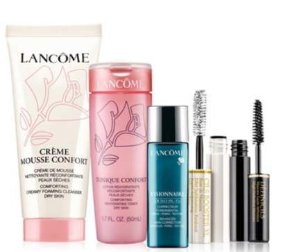 Lancome free shipping coupon code