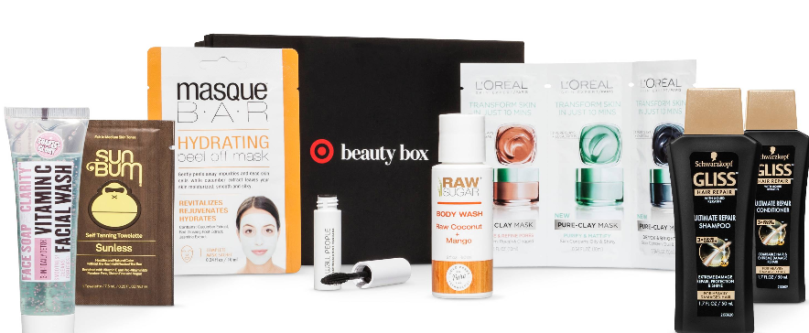 Target Beauty Box – February 2017 see more at icangwp beauty blog.png