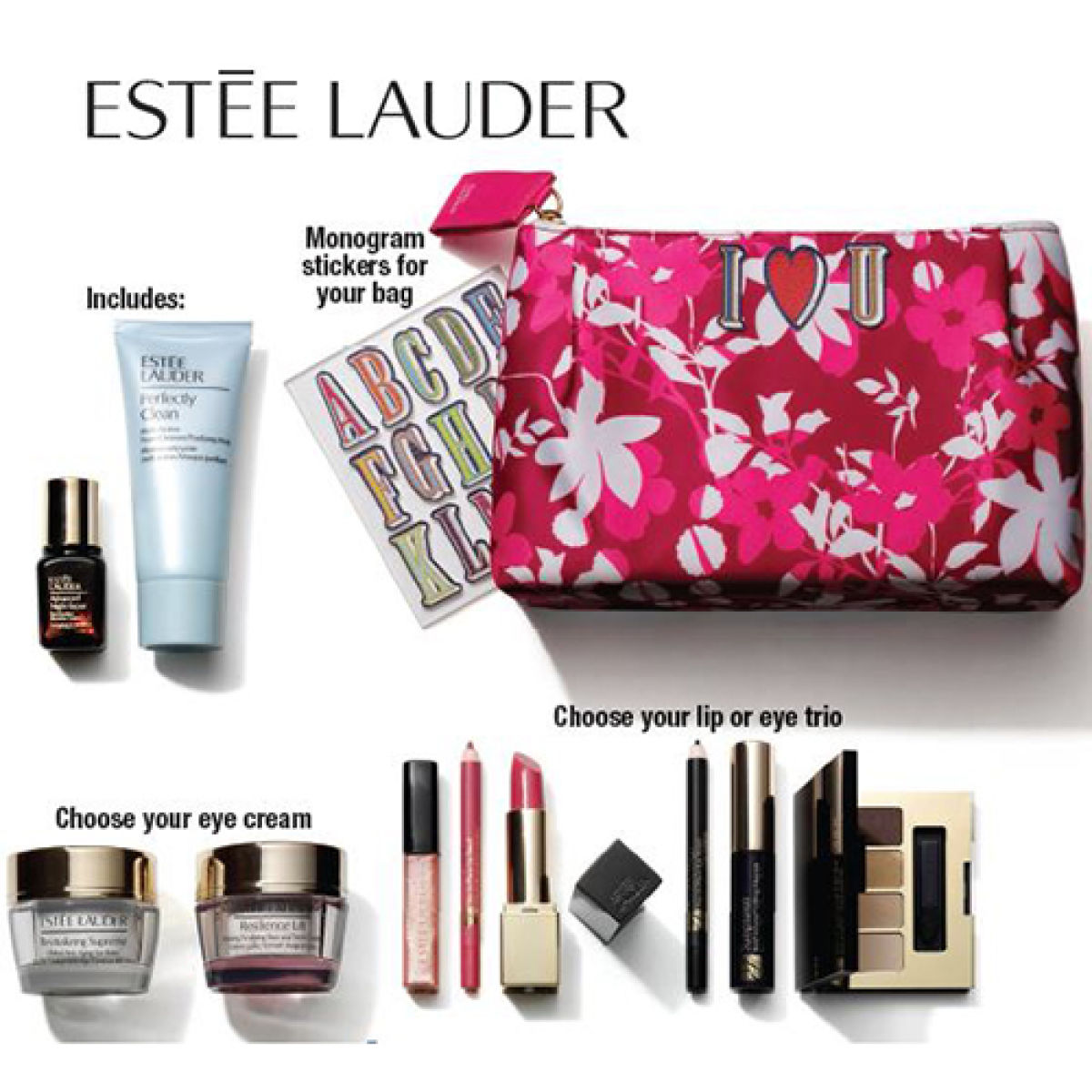 Beautiful Estee Lauder Spring Gift with Purchase at Boscov's ...