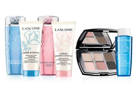 Gift with any  75 Lancôme purchase    Bloomingdale s see more at icangwp blog.png