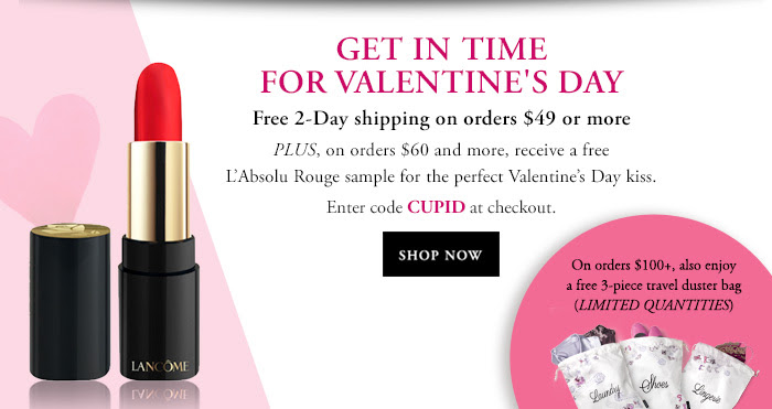 Beautiful Estee Lauder Spring Gift with Purchase at Boscov's & Valentine's Umbrella   Nordstrom x Clinique and Estee Lauder Bonuses   Space NK USA and La Mer HOT Offers