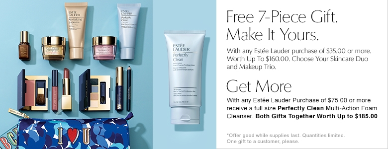 Lord and Taylor x Estee Lauder Gift with Purchase Feb 2017 ...
