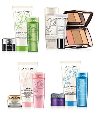 HOT* Lancome Gift with Purchase Time at Macy's Vs Bluemercury ...