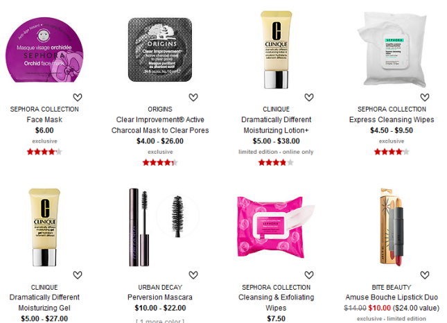 Sephora $10 and under feb 2017.png