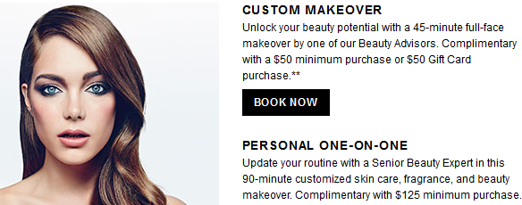 Sephora free mini makeover with 50 instore purchase.png