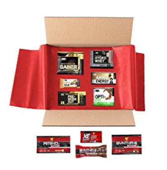 Amazon.com  Optimum Nutrition and BSN Sample Box  10 samples   7.99 credit on select Optimum Nutrition and BSN items with purchase mar 2017 see more at icangwo blog.png