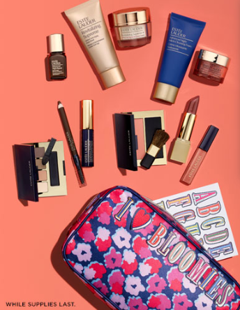 bloomingdale's 7pc Gift with any  35 Estée Lauder purchase mar 2017 see more at icangwp blog.png