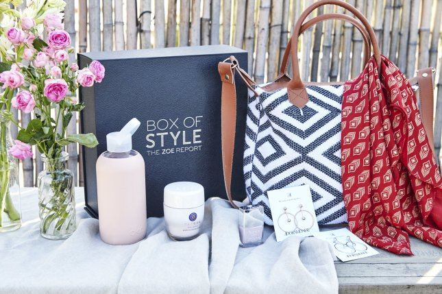 box of style rachel zoe report spring box 2017