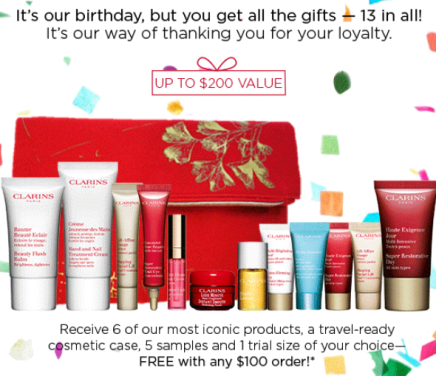 clarins Your Loyalty Rewards at a Glance 13 pc w 100 mar 2017 see more at icangwp blog.png
