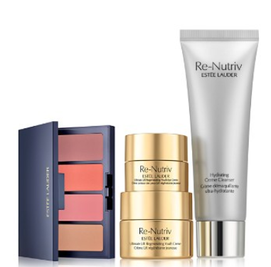 Gift with any  75 Estée Lauder purchase    Bloomingdale s.png