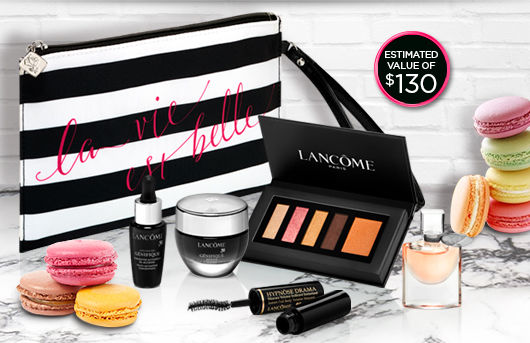 Lancome Spring Gift with Purchase Round-up US, UK and Canada and ...