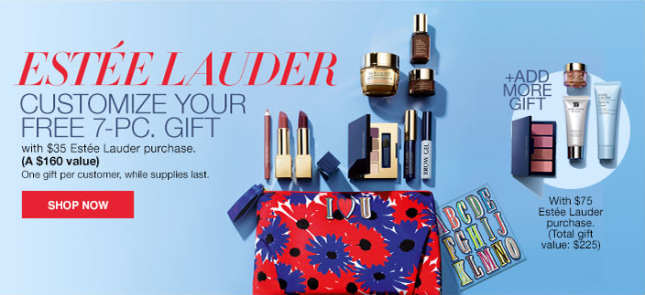 macy's Receive a FREE 7 Pc. gift with any  35 Estée Lauder purchase  Total Gift Value   160  mar 2017  Gifts with Purchase feb 2017 see more at icangwp beauty blog.png