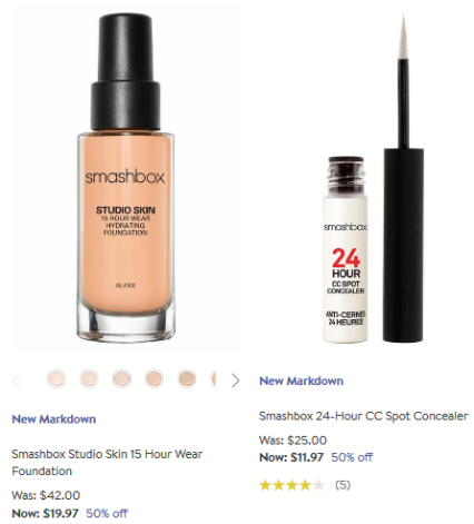 nordstrom Beauty Sale smashbox 50 off mar 2017 see more at icangwp blog