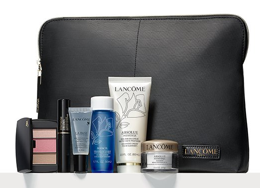 nordstrom lancome 7pc w 3950 mar 2017 see more at icangwp blog