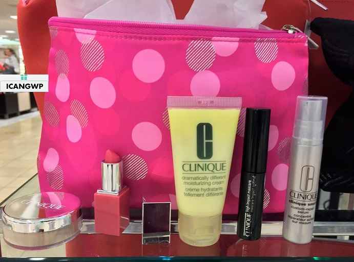 Nordstrom Spring Beauty Trend Week 2017 Gift with Purchase ...