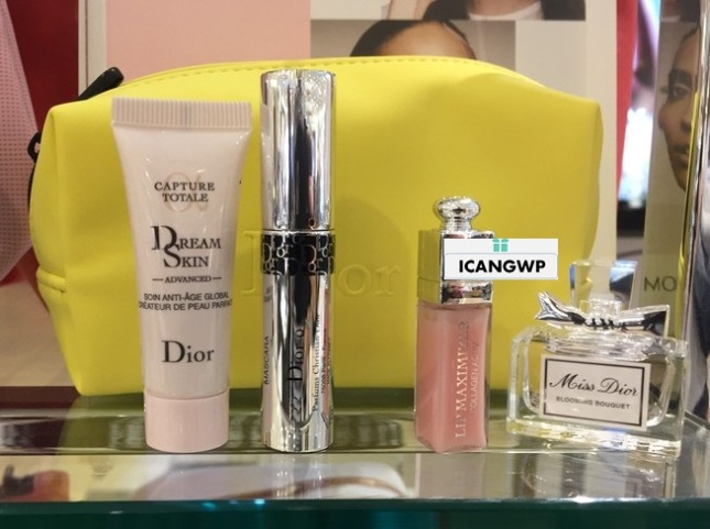 Nordstrom Spring Beauty Trend Event 2017 Dior gift with purchase see more at icangwp Beauty blog