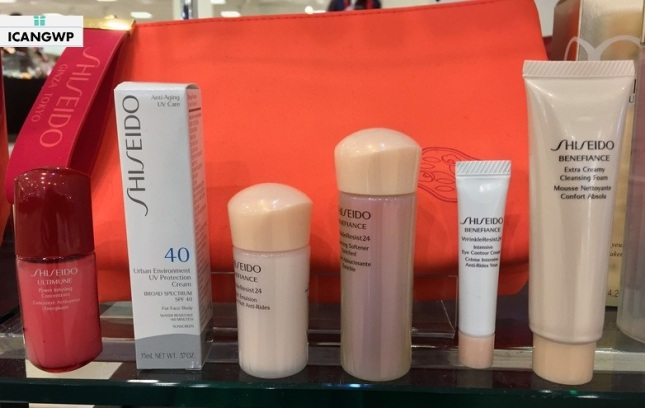 Nordstrom Spring Beauty Trend Event 2017 shiseido gift with purchase see more at icangwp Beauty blog