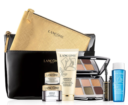 saks Lancôme Gift With Any 100 Lancôme Purchase mar 2017 see more at icangwp blog