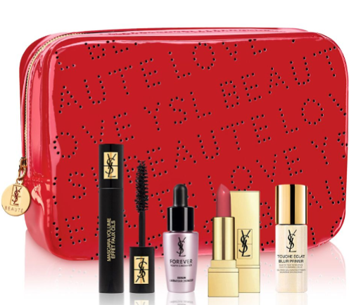saks Yves Saint Laurent Gift With Any 150 Yves Saint Laurent Beauty Purchase mar 2017 see more at icangwp blog