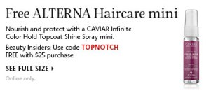 sephora 17-03-31-promo-TOPNOTCH-bd-us-d-slice see more at icangwp blog