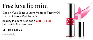 sephora coupon CHERRYLIP-bd-us-ca-d mar 2017 see more at icangwp blog