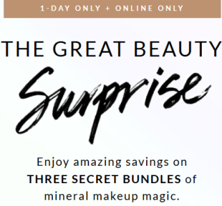 bareMinerals secret bundle apr 2017 see more at icangwp blog