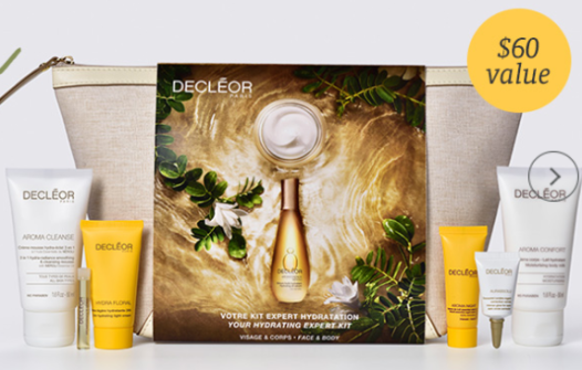 beauty brand Decleor Beauty Dash 2 apr 2017 see more at icangwp blog
