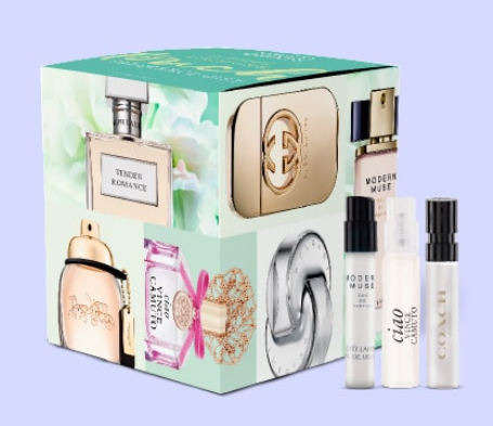 Beauty Brands 9pc fragrance gift apr 2017