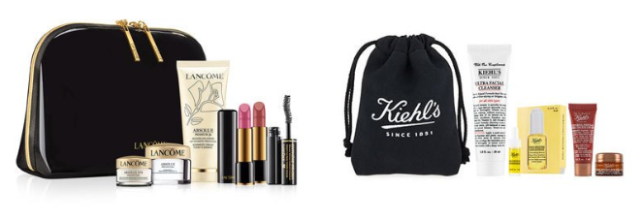 Beauty Gifts With Purchase at Neiman Marcus