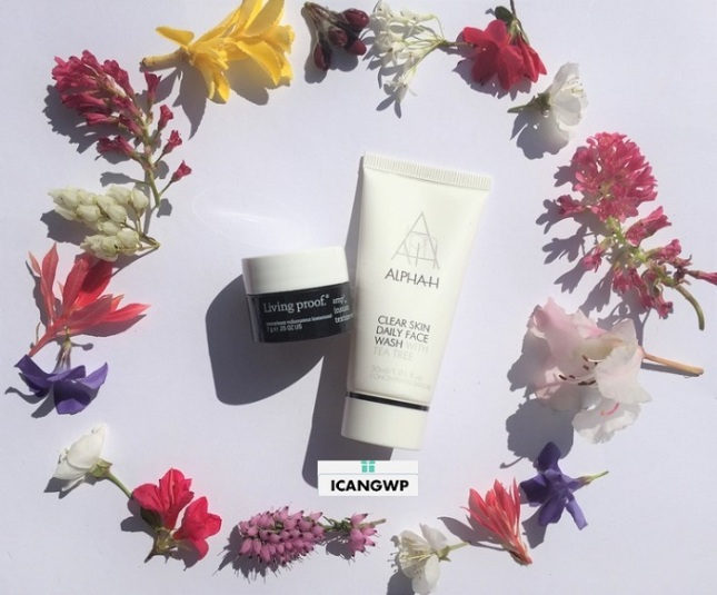 beautybay goody bag review by IcanGWP blog your gift with purchase destination alphah