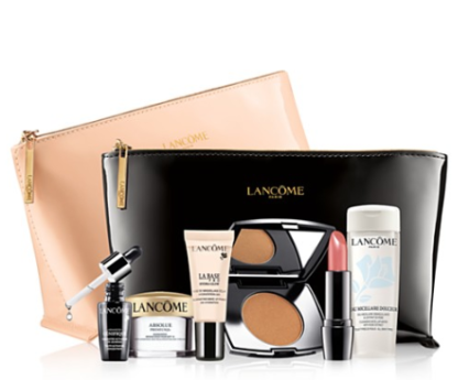 bloomingdale's Gift with any 55 Lancôme purchase apr 2017 see more at icangwp blog