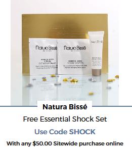 Bluemercury coupon shock Beauty Treats on Us apr 2017