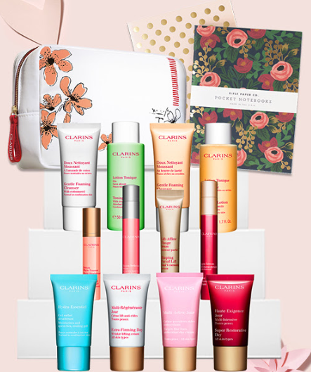 Clarins x Rifle Paper Co. Present a Can t Miss Gift for Mother_s Day apr 2017 see more at icangwp blog
