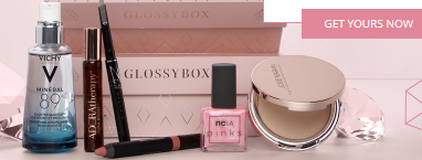 glossy box Pink Diamond Limited Edition apr 2017.png