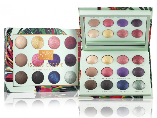 Island Escape Eyeshadow Palette Laura Geller