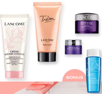 lancome gwp april 2017 see more at icangwp blog