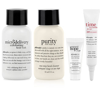 philosophy 4 Pc. Starter Set Only 5 with any philosophy purchase Gifts with Purchase Beauty Macy s