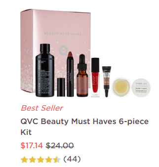 QVC 6pc Beauty Box — Beauty — QVC.com