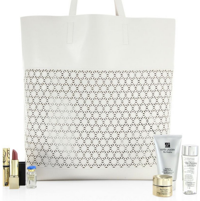 Luxe estee lauder gift with purchase at saks fifth avenue for Gift with purchase ideas