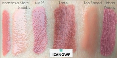 sephora favorites give me some nude lip swatches by icangwp beauty blog 2