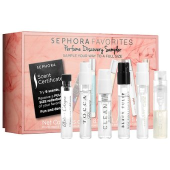 sephora favorites perfume discovery sampler apr 2017 see more at icangwp blog