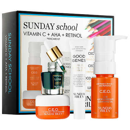 sephora sunday riley sunday best in class kit apr 2017 see more at icangwp blog
