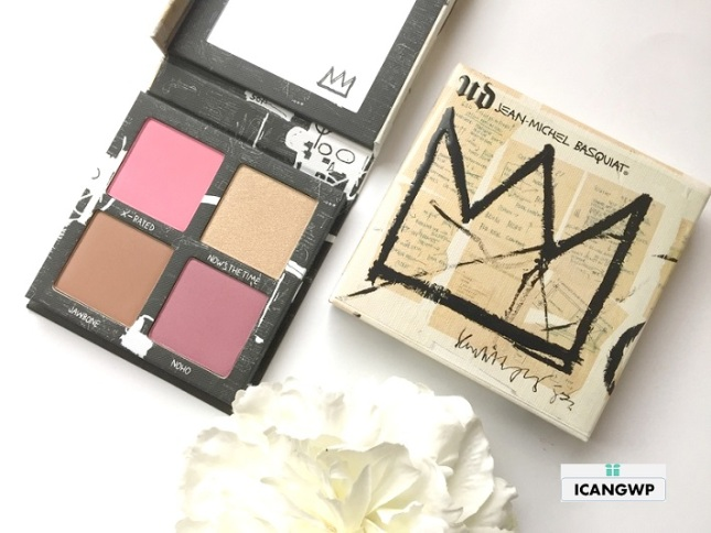 sephora urban decay blush palette by IcanGWP beauty blog