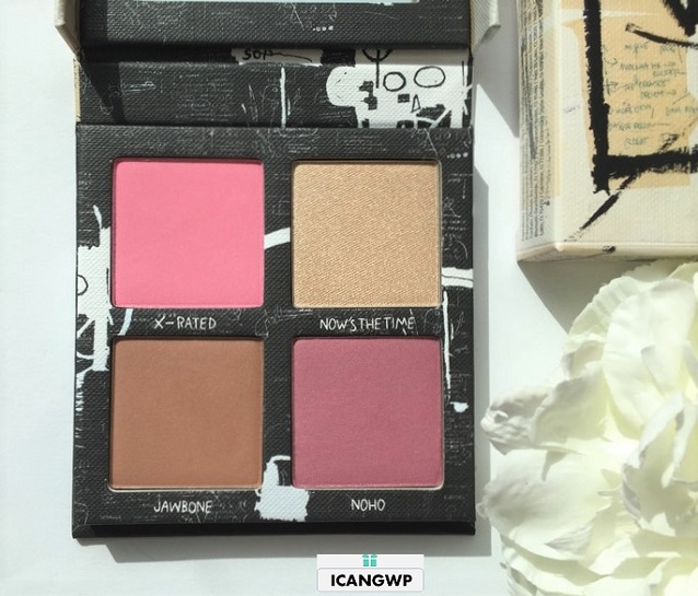 sephora urban decay contour palette by IcanGWP beauty blog your gift with purchase destinaiton