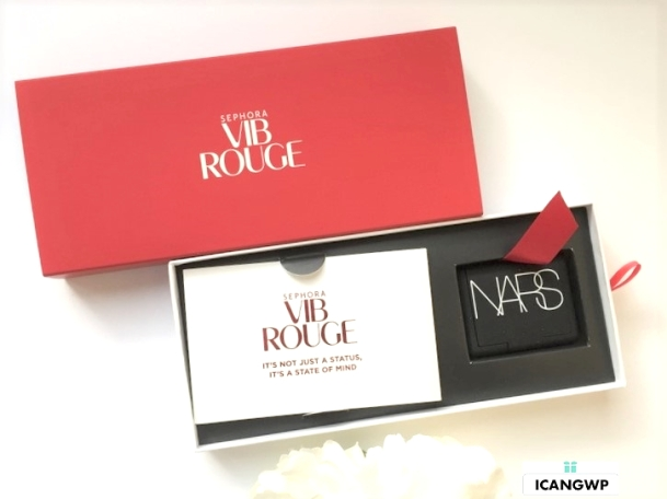 sephora vib rouge welcome gift NARS blush 2017 see more at icangwp blog