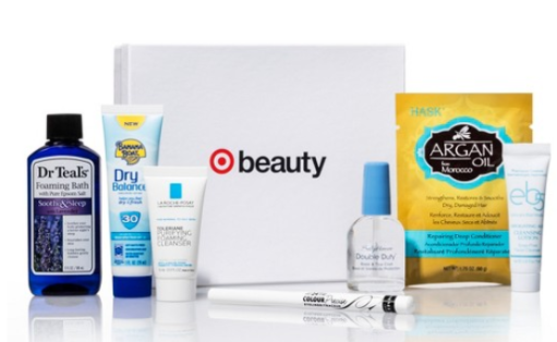 Target Beauty Box April 2017 see more at icangwp blog