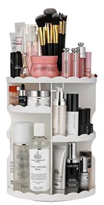 Amazon Jerrybox 360 Degree Rotating Makeup Organizer may 2017 see more at icangwp blog