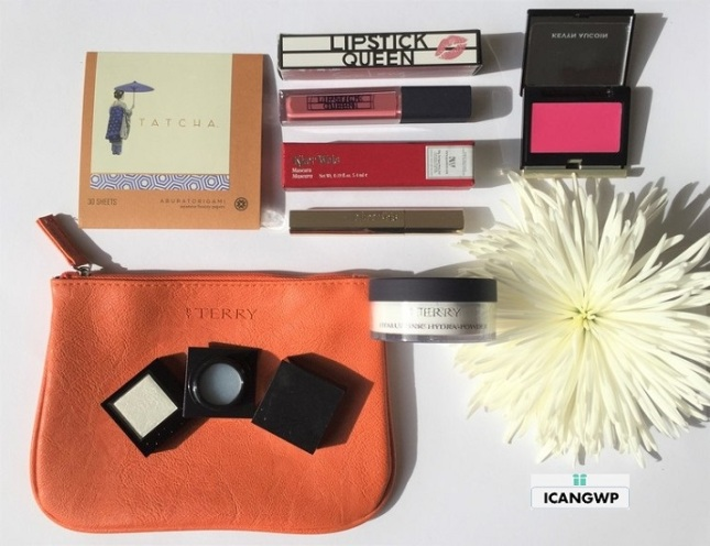 barneys beauty box 2017 review by IcanGWP beauty blog your gift with purchase destination