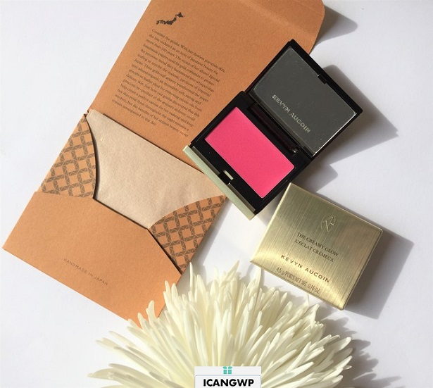 barneys beauty box kevyn review by IcanGWP beauty blog your gift with purchase destination