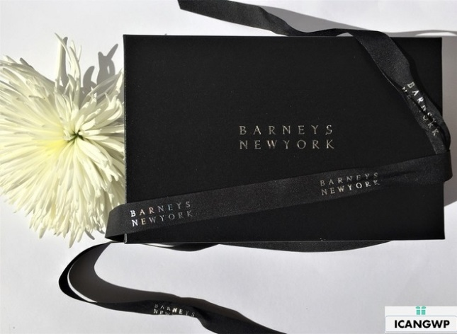 barneys beauty box review by IcanGWP beauty blog your gift with purchase destination